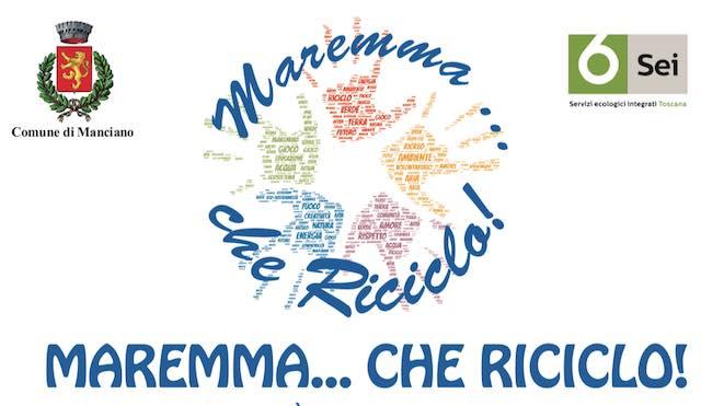 """""""Maremma che riciclo"""", una festa dedicata all'ambiente e ai rifiuti con gli studenti"""
