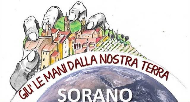 """""""Giù le mani dalla nostra terra!"""". In difesa di Umbria, Lazio e Toscana"""
