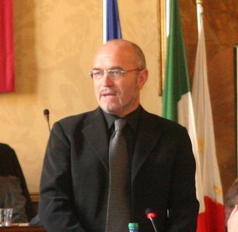 Prestigioso riconoscimento dell'Università di Kyoto all'assessore Claudio Margottini