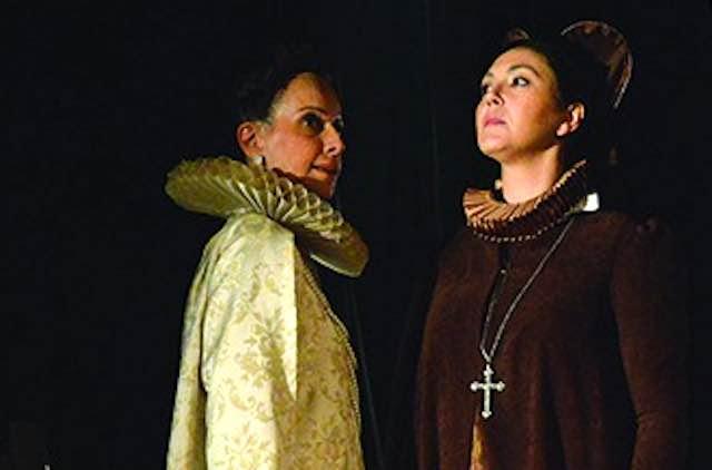 """Al Teatro Boni Seven Cults porta in scena """"Maria Stuarda. Le donne e il potere"""""""