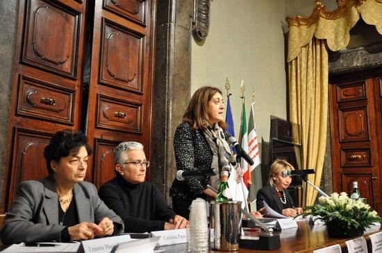 """Violenza sulle donne. La Presidente Marini: """"la Regione impegnata anche in una sfida di cambiamento culturale"""""""