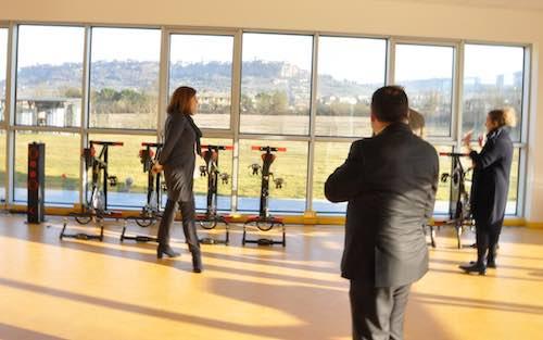 """La governatrice dell'Umbria: """"Premiato l'impegno per innovazione e qualità"""""""