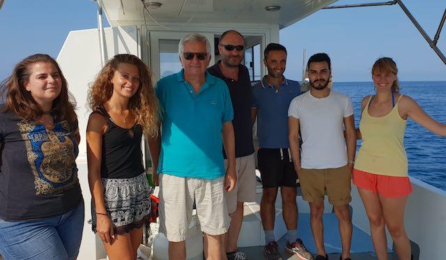 L'Unitus prosegue la campagna di ripopolamento marino lungo le coste dell'Alto Lazio