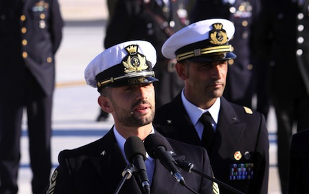 Ordine del giorno a sostegno dei mar del battaglione san for Ordine del giorno camera dei deputati