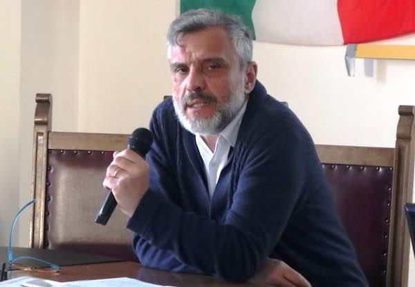 """I ringraziamenti di Marsilio Marinelli: """"Sarò il sindaco di tutti"""""""