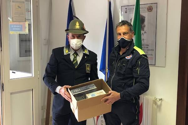 L'Associazione Nazionale Finanzieri d'Italia raccoglie fondi per l'Ospedale