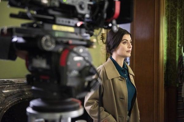 Alessandra Mastronardi è Carla Fracci. Via alle riprese a Orvieto del film tv