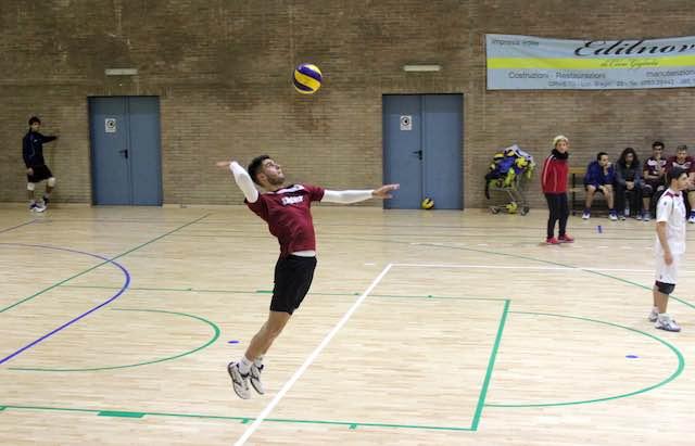 Castel Giorgio Volley consolida il primato in classifica