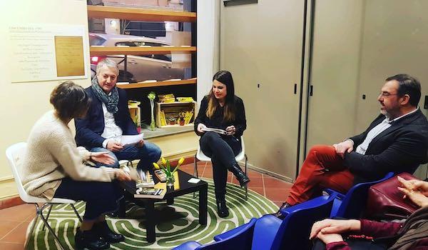 Con Alessandro Maurizi si apre il ciclo di incontri letterari