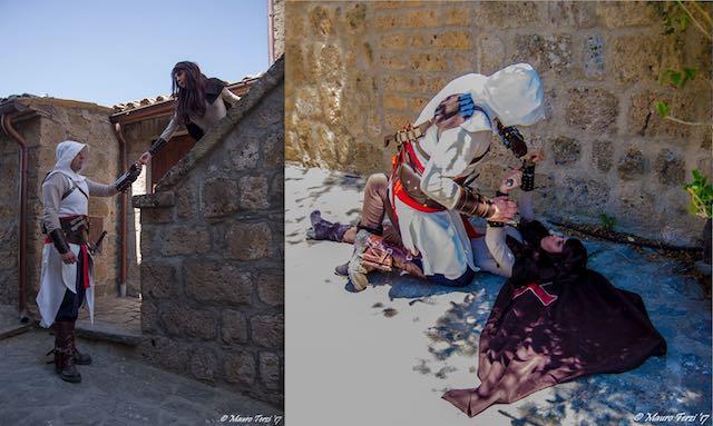 """Meeting di cosplayer, arrivano i protagonisti di """"Assassin's Creed"""" e """"Il Trono di Spade"""""""
