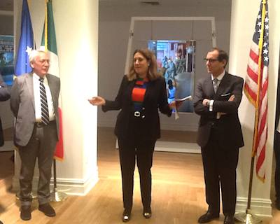 Con una mostra a New York Steve McCurry racconta l'Umbria agli americani