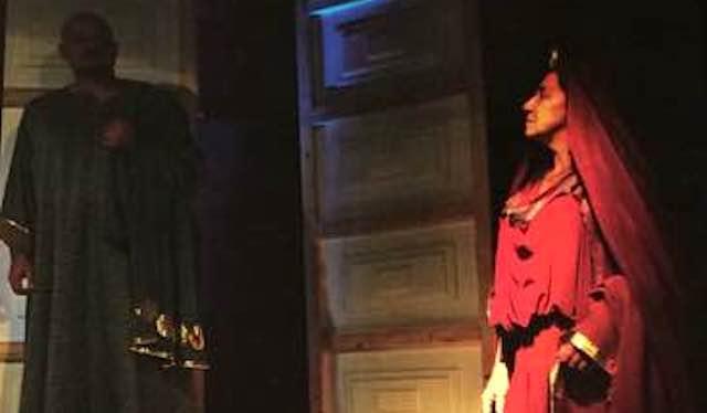 Al Mancinelli Medea divisa tra amore e vendetta. In scena la tragedia senza tempo di Euripide