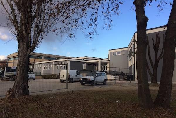 Scuola Media di Ciconia, approvato il progetto definitivo per il completamento dei lavori