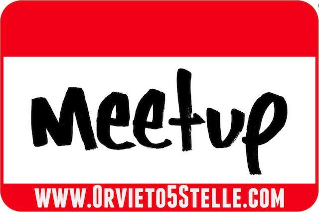 """Caos in Comune? Meetup Orvieto: """"Vergaglia unico punto fermo"""""""