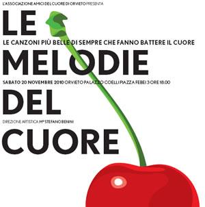 """""""Le melodie del cuore"""". Torna l'annuale concerto degli Amici del Cuore di Orvieto"""