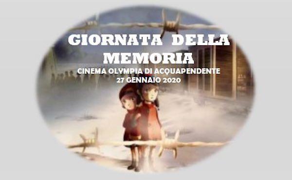 Film di animazione e libri al Cinema Olympia per la Giornata della Memoria