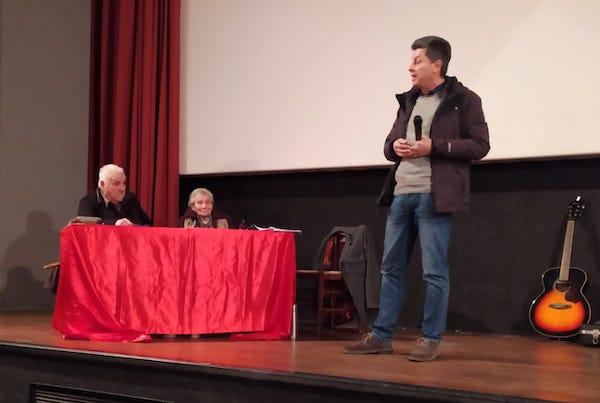 """""""La memoria contro l'indifferenza"""" all'Isis Zuccarelli con il prefetto ed Elena Servi"""