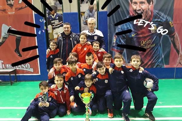 Orvieto FC, i 2009 si aggiudicano la vittoria al Memorial Quinto Polegri