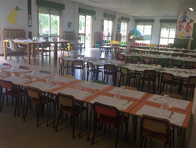 Nuova mensa scolastica in arrivo per la Scuola dell'Infanzia di Sferracavallo