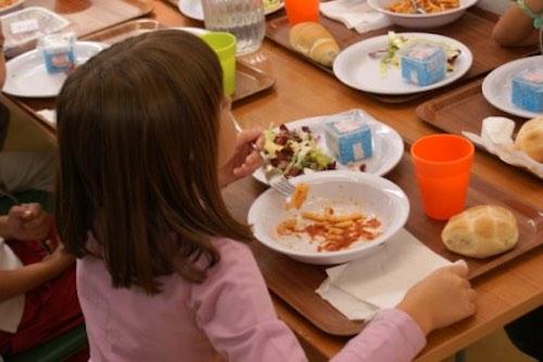 Mense scolastiche, entra in vigore il menù invernale
