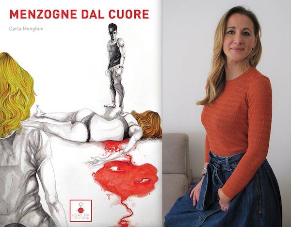 """Primo romanzo per Carla Menghini, che ringrazia Monteleone d'Orvieto. """"Un paese magico che rende tutto migliore"""""""