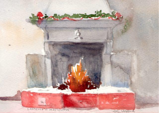 """Al Castello di Montegiove torna il """"Mercatino di Natale"""""""