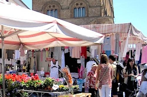 Dibattito fiume per confermare il ritorno del mercato in Piazza del Popolo quando sarà possibile