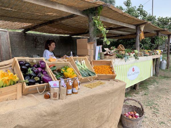 Appuntamento mensile con i sapori, debutta il Mercato della Terra di Slow Food