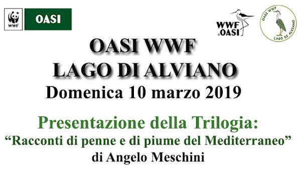 """Angelo Meschini presenta """"Racconti di penne e di piume del Mediterraneo"""""""
