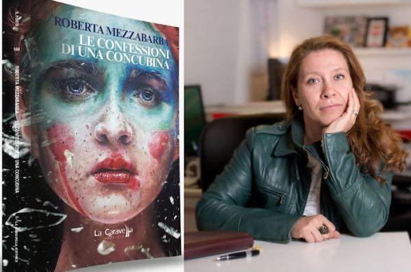 """Roberta Mezzabarba presenta il romanzo """"Le confessioni di una concubina"""""""