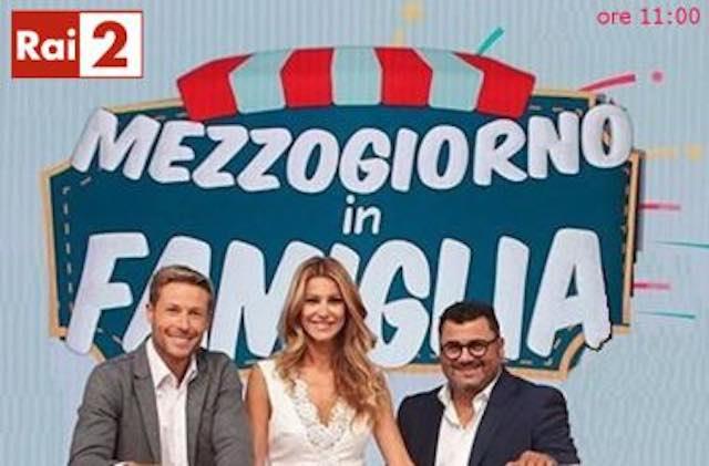 """Appuntamento in Piazza Palombini, c'è """"Mezzogiorno in Famiglia"""""""