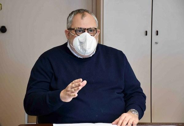 L'assessore Fioroni presenta la task force per la gestione delle crisi d'impresa