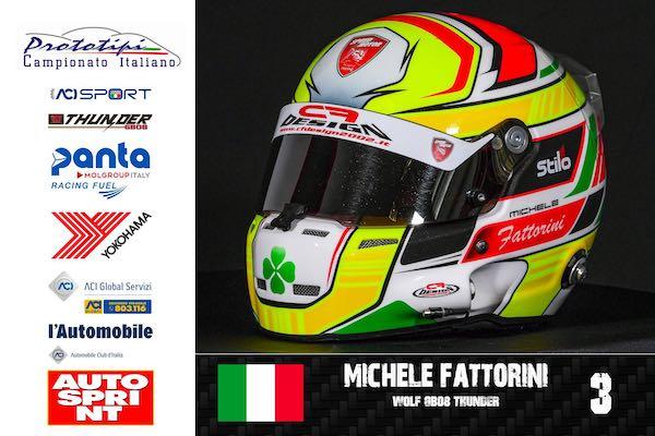 Michele Fattorini a Imola cerca la conferma