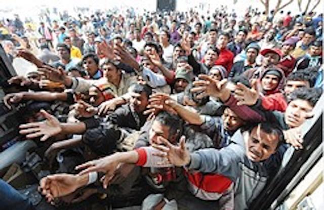 """Nella Chiesa della Nunziatina va in mostra """"Migranti, la sfida dell'incontro"""""""
