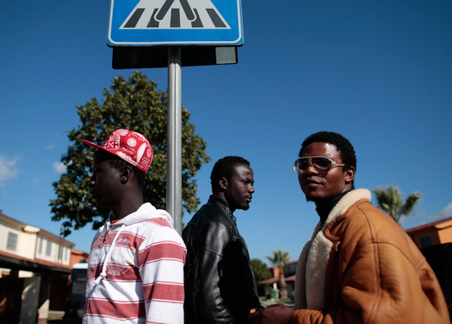 Caso migranti, sospesa l'accoglienza al centro di Tordimonte