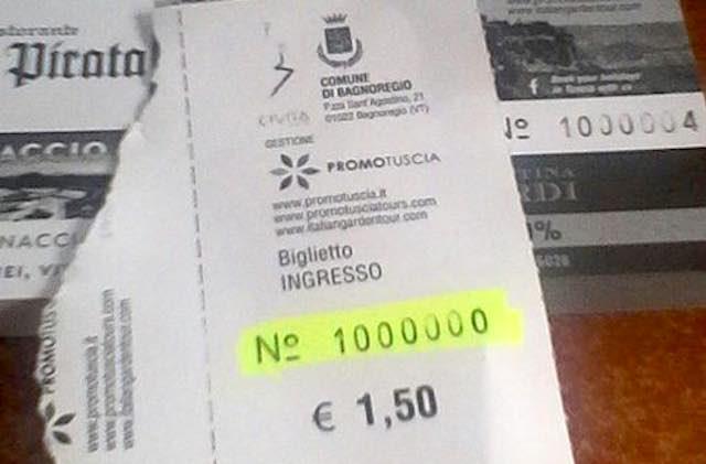 """Via il palo, dentro un milione di visitatori a Civita. Bigiotti: """"Al lavoro per potenziare l'offerta turistica"""""""