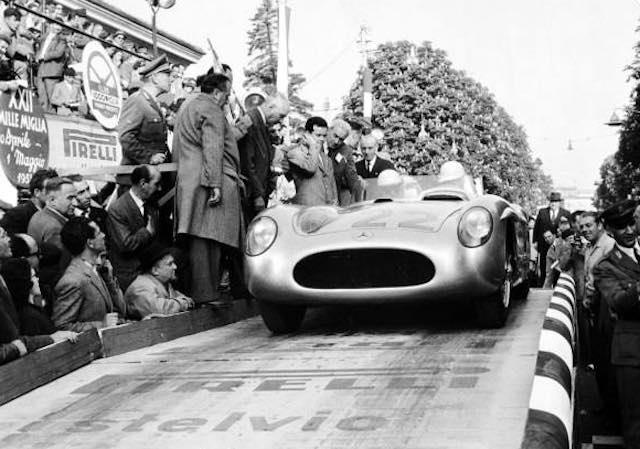"""Mille Miglia a Orvieto, -93 al passaggio della """"corsa più bella del mondo"""""""