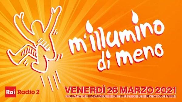 """Anche quest'anno Castel Viscardo aderisce alla campagna """"M'illumino di meno"""""""