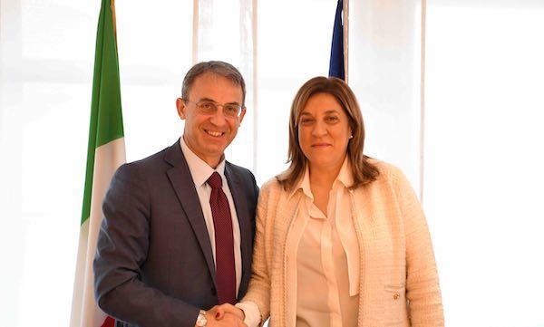 Riduzione dell'inquinamento dell'aria nella Conca, accordo tra Ministero e Regione