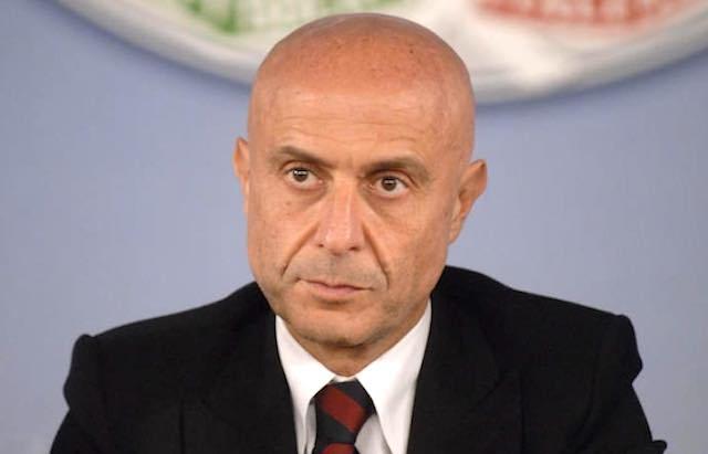 Il Ministro dell'Interno Marco Minniti a Todi per parlare di legalità, sicurezza e giustizia