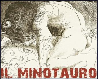 """""""Il Minotauro"""". Ultimo lavoro dei """"lettori portatili"""" del Laboratorio Teatro Orvieto. Sabato 26 e domenica 27 marzo"""