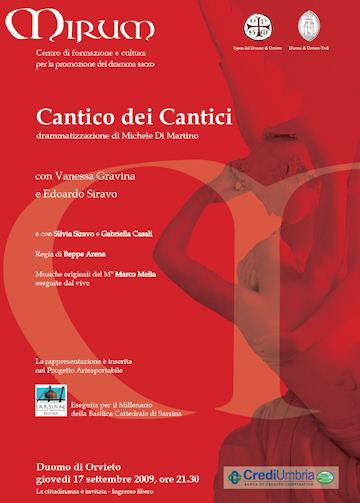 Il Dramma dell'Anticristo. Sabato 21 marzo torna il Dramma Sacro nel Duomo di Orvieto