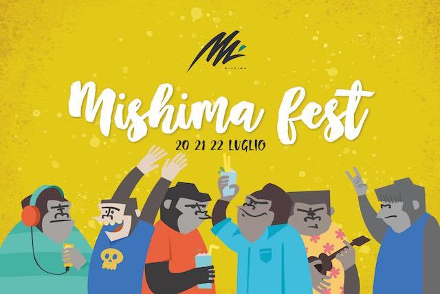 """Con """"Mishima Fest"""", la musica indipendente invade il centro strorico"""