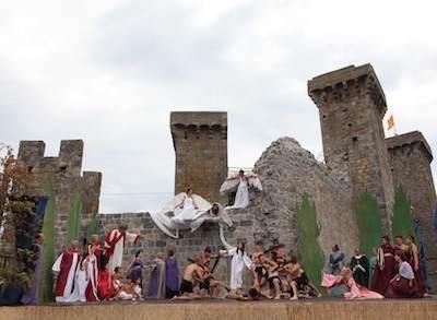 Bolsena festeggia la Patrona. Grande attesa per i Misteri di Santa Cristina
