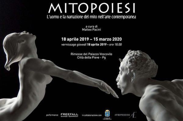"""In mostra """"Mitopoiesi, l'uomo e la narrazione del mito nell'arte contemporanea"""""""