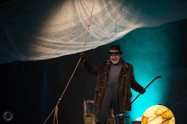 """Moby Dick, la bestia dentro"" al Teatro Caffeina per l'Epifania"