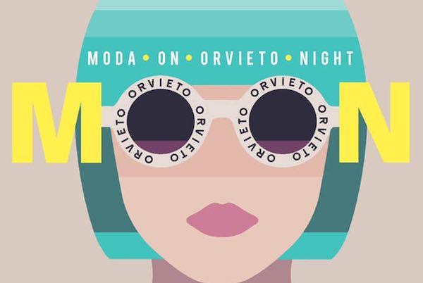 """""""MOON - Moda On Orvieto Night"""". In Piazza del Popolo sfila l'eccellenza"""