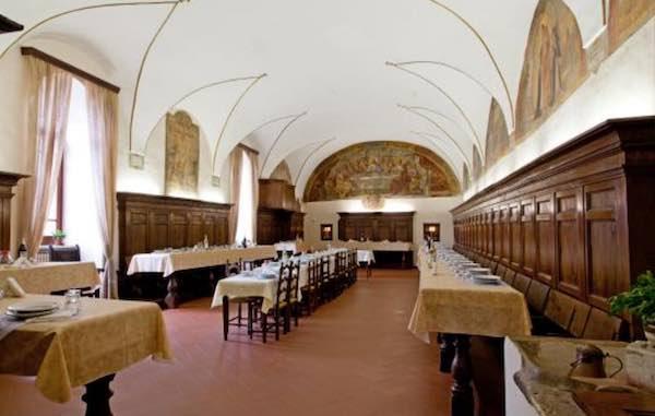 """Via a """"Le Cene Storiche"""" nel Monastero della Santissima Annunziata"""