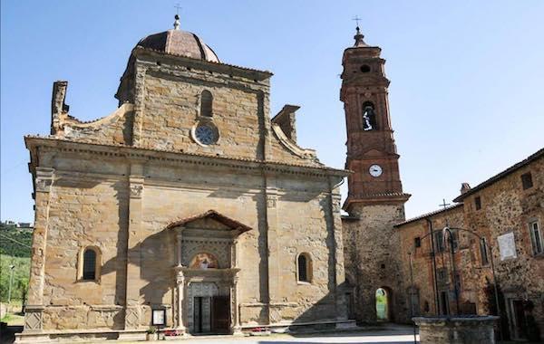 Evento di chiusura del restauro degli affreschi nella Chiesa di S. Maria Assunta