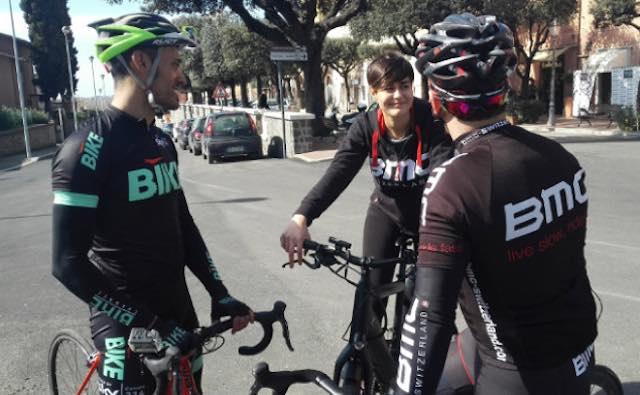 Bike Channel pedala per Montalto di Castro con Miss Italia